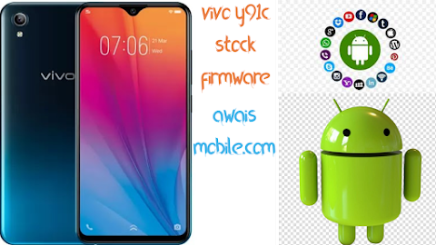 Vivo Y91c Official Stock Firmware Rom 100% Tested Download