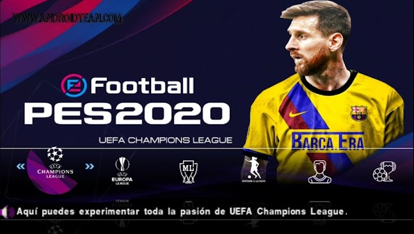 PES 2020 Android Offline 499 MB Best Graphics