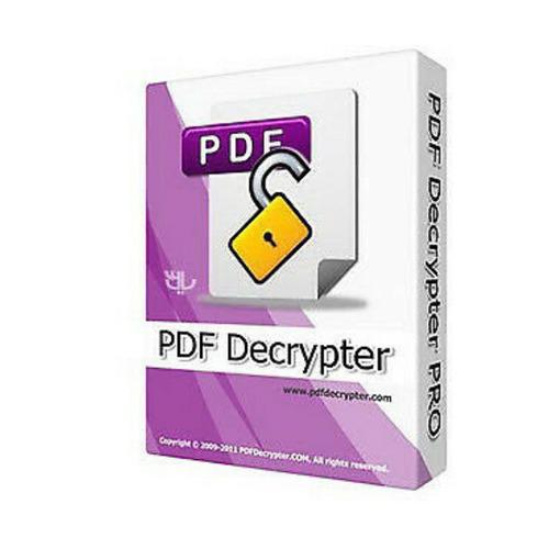 PDF Decrypter Pro Download Grátis
