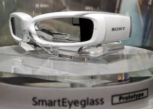 a388acdb0 ... CES و التي تقام كل سنة في مدينة لاس فيغاس الأمريكية قدمت الشركة  اليابانية سوني ما يمكن أن يكون المنافس الأساسي لنظارات جوجل الذكية Google  Glass, نظارت ...