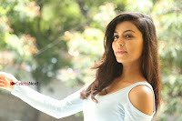 Anisha Ambrose Latest Pos Skirt at Fashion Designer Son of Ladies Tailor Movie Interview .COM 0861.JPG