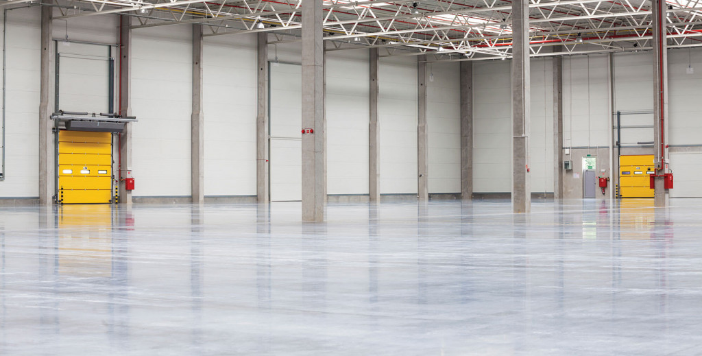 Manufacturing of self-leveling floors