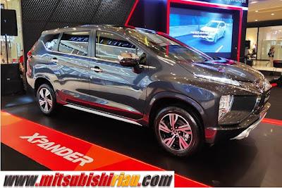 mitsubishi xpander facelift pekanbaru riau 081387432000