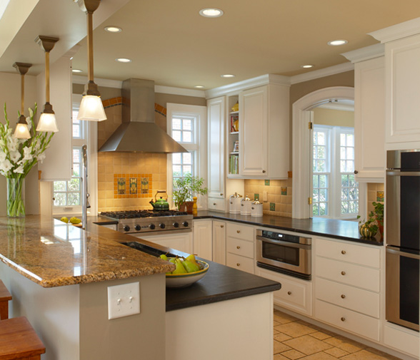 Helpful Tips To Light Your Kitchen For Maximum Efficiency: Cupboards Kitchen And Bath: Remodeling For Resale