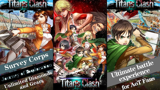 Attack of The Titan: Survey Corps Apk Full