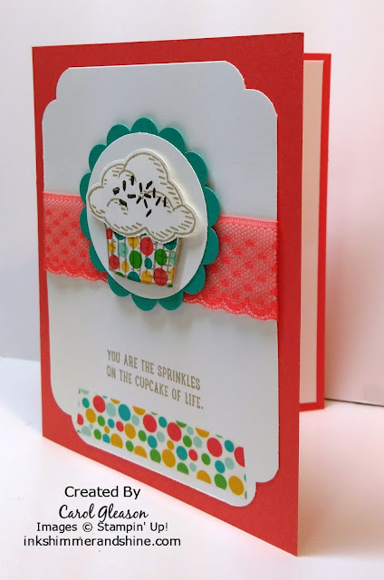 Sprinkles of Life birthday card