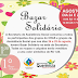 Bazar Solidario que será realizado no dia 24 e 25 de Agosto