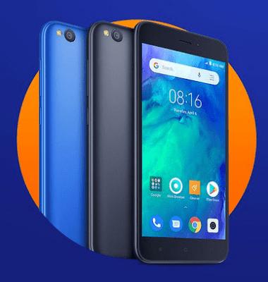 Xiaomi Launches €80 Redmi Go Phones