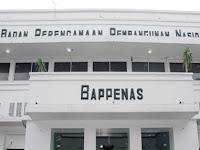 BAPPENAS - Penerimaan Untuk 14 Posisi (S1,S2, dan S3) August 2019