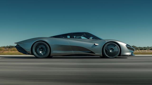 8. McLaren Speedtail - letmeask