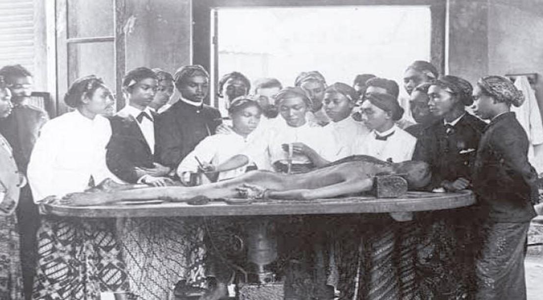 Wabah Kolera di Indonesia