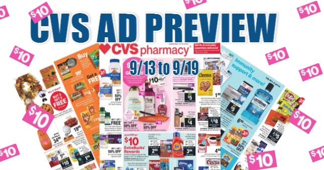 CVS Ad Scan 9-13 to 9-19