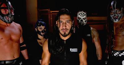 WWE Retribution Survivor Series Mustafa Ali