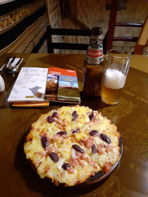 Pizza en Cusco