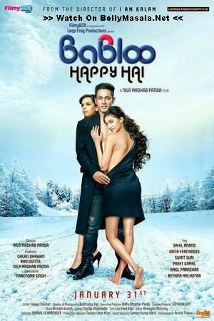 Babloo Happy Hai (2014) Movie Poster