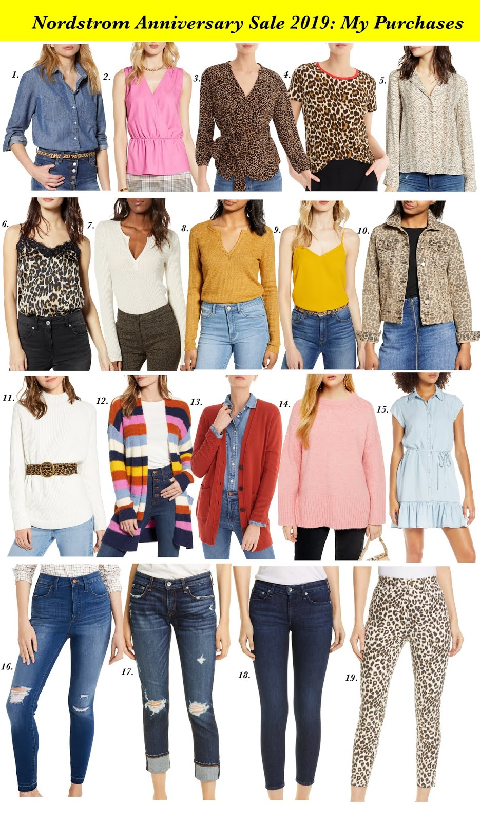 Nordstrom Anniversary Sale 2019: My Purchases + a Giveaway!! - Something Delightful Blog