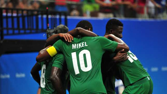 Rio Olympics: Nigeria Beat Sweden 1-0 To Maintain Top Spot