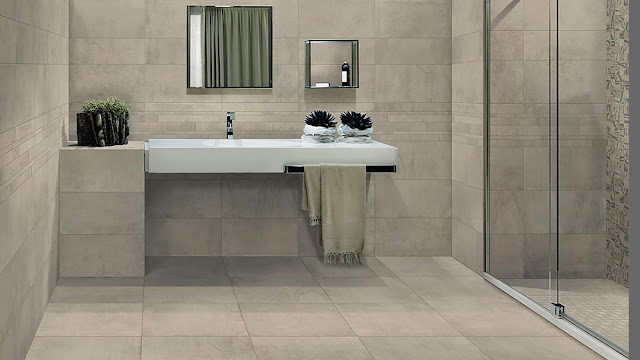 Tiles design for home flooring with Stage collection - Where the difference is in the detail