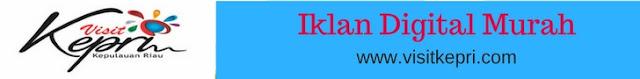 Murah Pasang Iklan Link Banner Visit Kepri