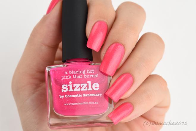 picture polish sizzle