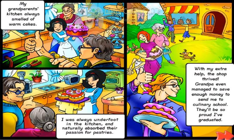 تحميل لعبة محل بيع التورتة Cake mania من ميديا فاير