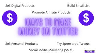 Ways to Make Money on Twitter