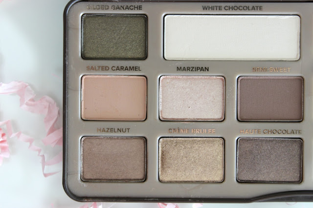 eyeshadow, palette, review, makeup, makeup review, too faced, chocolate