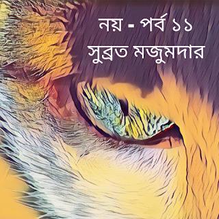 নয় - পর্ব  - ১১  --  সুব্রত মজুমদার