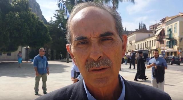Δ.Σφυρής: Θα μπορούσε να γραφτεί ένα βιβλίο με τις διαφορετικές του θέσεις του κ. Γκιόλα - Θα φανεί η στάση του την Τρίτη (βίντεο)