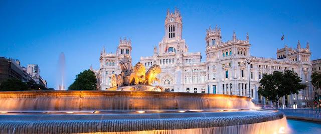 Madrid Uçak Bileti