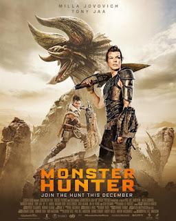 Monster Hunter  First Look Poster 2