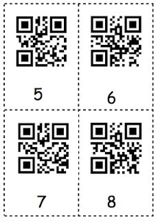 Kinderdi: QR Code Color Word Practice