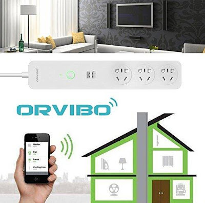 Orvibo Smart Home Powerstrip