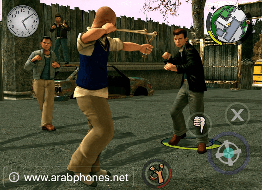 تحميل لعبة bully للاندرويد apk + obb برابط مباشر مجانا