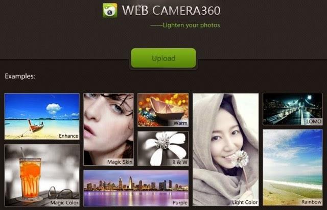 Download Aplikasi Camera 360 untuk BB, PC, dan Android Terbaru