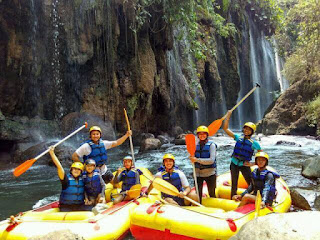 Songa Rafting Tour Package 1 Day from Probolinggo