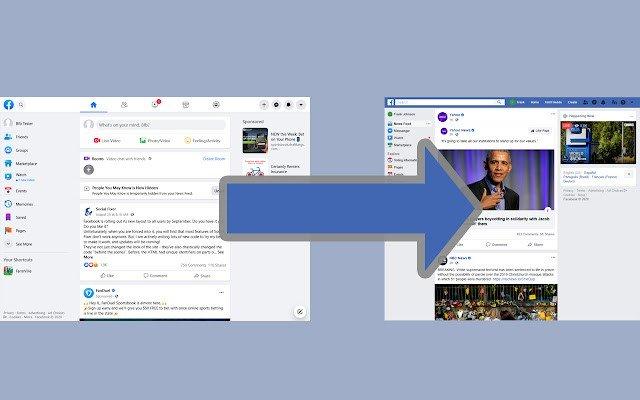 Cách chuyển giao diện facebook mới sang cũ đơn giản trong nháy mắt