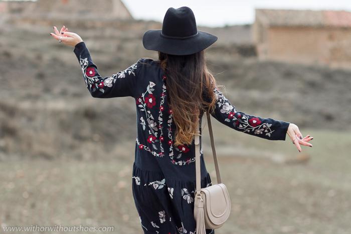 Bloggers influencers de moda de Valencia con ideas para vestir embarazada con ropa de Zara