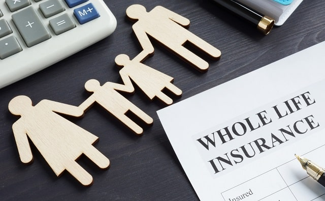 what is whole life insurance policy coverage