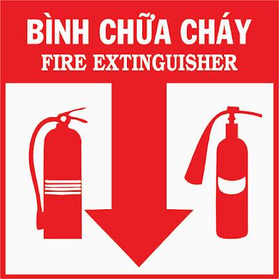 thủ tục nhập khẩu bình chữa cháy, thiết bị PCCC