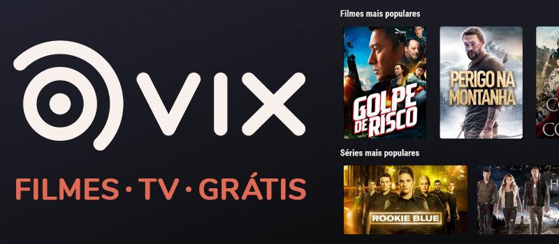 Vix Filmes TV grátis