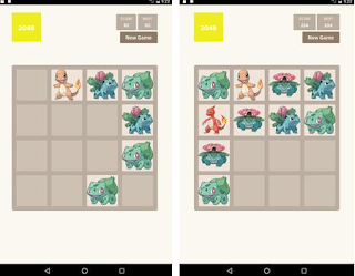 Pokemon 2048 apk