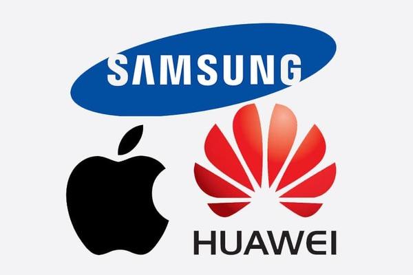 رغم الصعوبات.. هواوي تحافظ على مكانتها كأكثر شركة مبيعا للهواتف الذكية