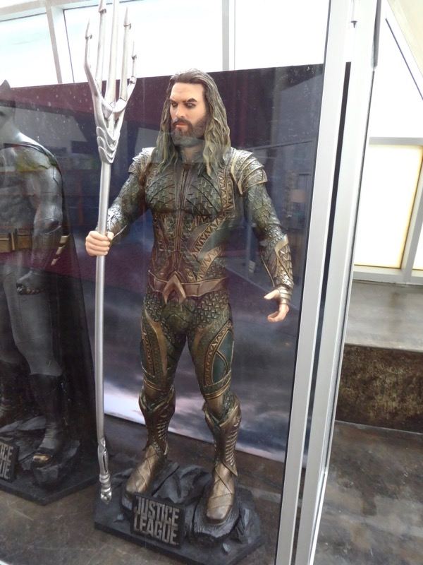 Aquaman costume Justice League