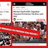 Minggu Joko Widodo Janji, Senin Menteri Bilang Tak Dapat Jadi Pns