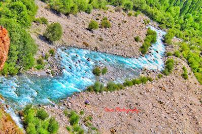 Sadpara Lake ,Sadpara Village Skardu Baltistan