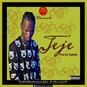 MUSIC: COUNT - JEJE