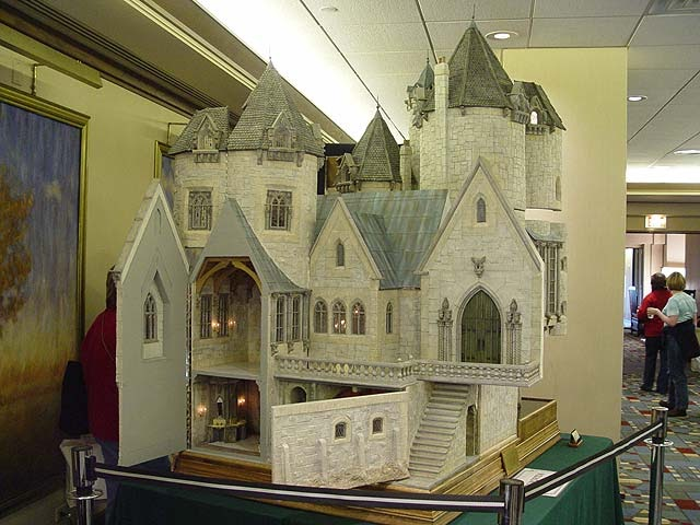 Ev Miniatures Hogwarts In Miniature