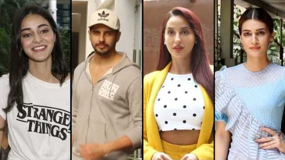 Bollywood Stars Spotted This Week