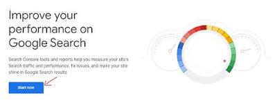 Daftarkan Blog ke Google Search Console